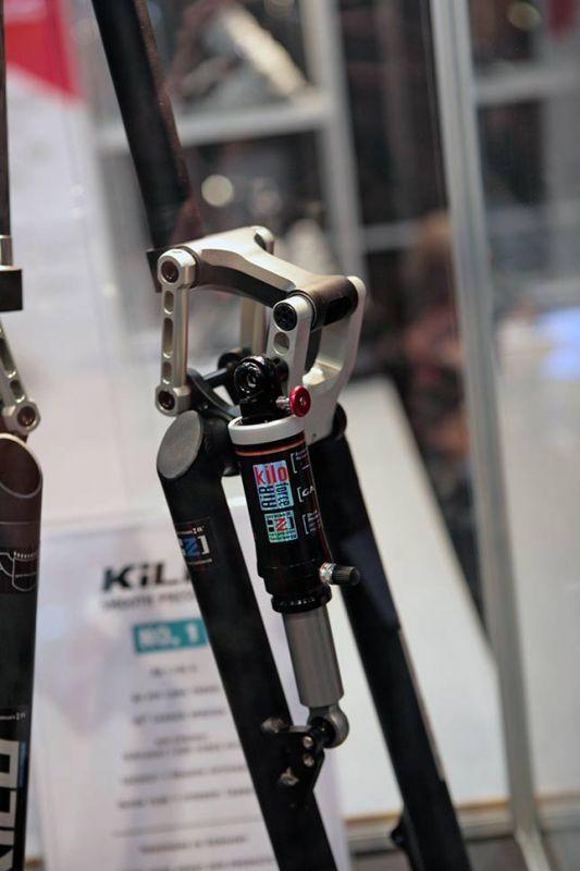 Kilo 2010 na Eurobike 2009
