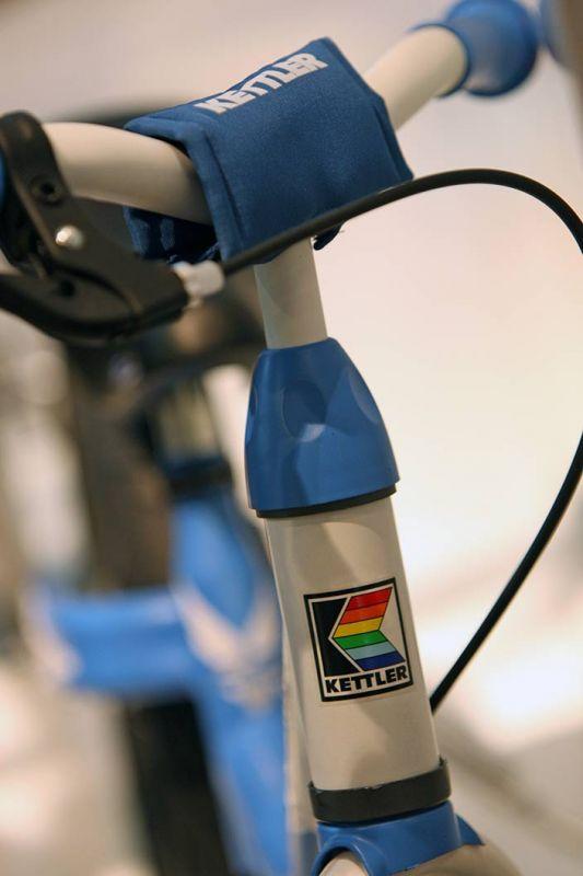 Kettler 2010 na Eurobike 2009