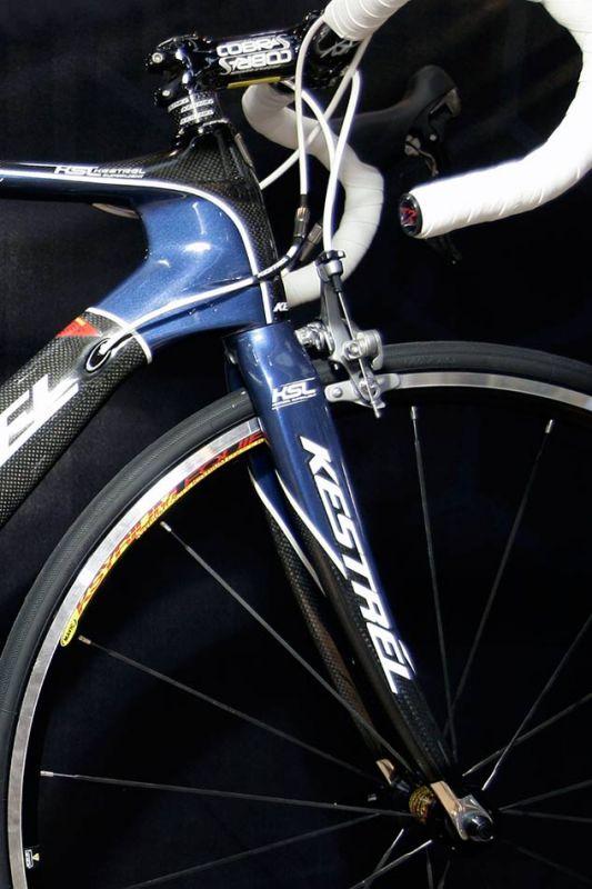 Kestler 2010 na Eurobike 2009