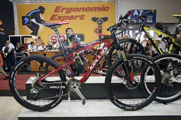 Kellys 2010 na Eurobike 2009