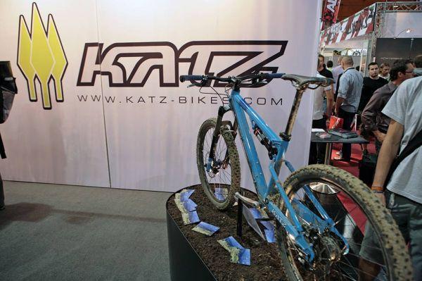 Katz 2010 na Eurobike 2009