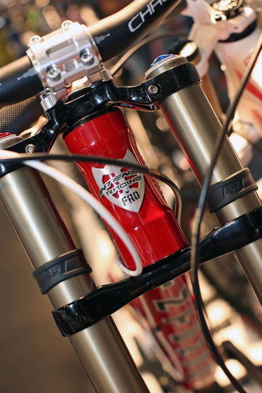 Intense 2010 na Eurobike 2009