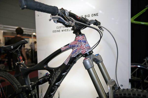 Ibis 2010 na Eurobike 2009