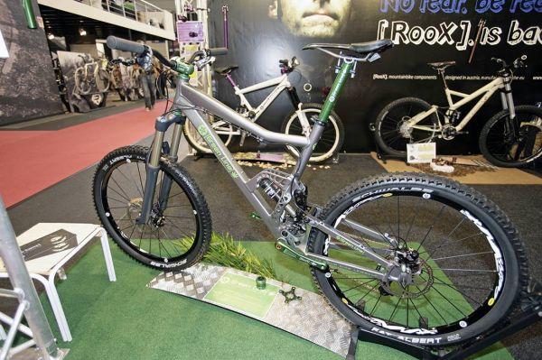 Roox 2010 na Eurobike 2009