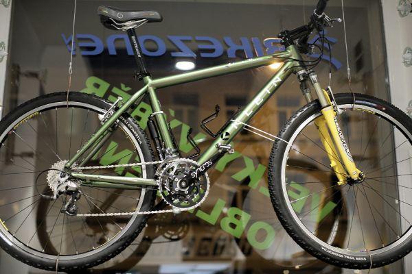 Klein - Bike Demo Days -2009