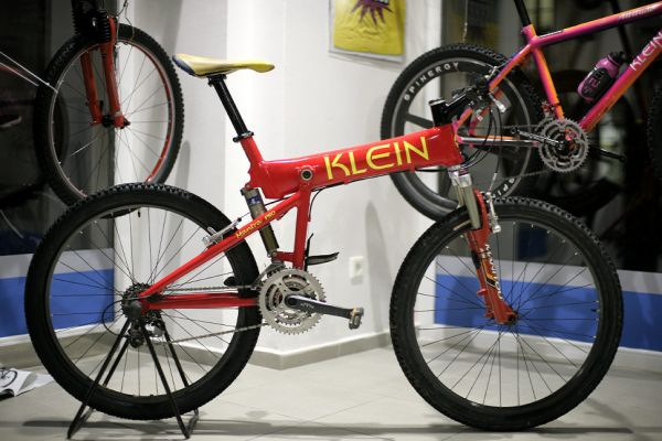 Klein - Bike Demo Days -2009