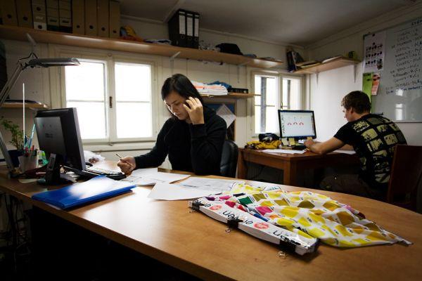Eleven 2009 - zakázková výroba dresů: grafici