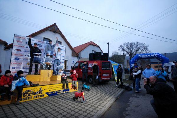 Winter Trans Brdy 2009 - vyhlášení vítězů