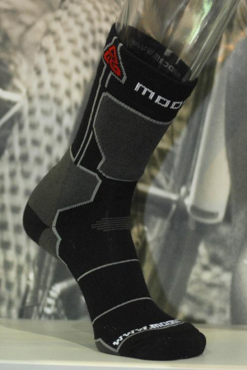 Bike Brno 2009: nová zimní ponožka Moose Nordkapp