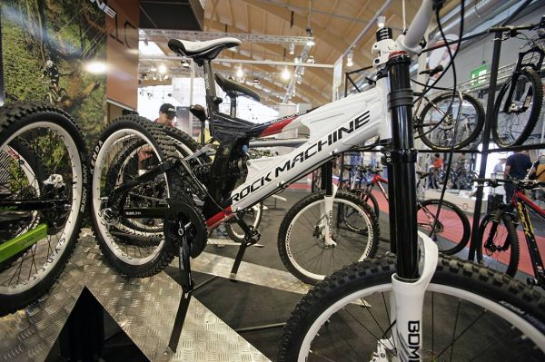 Rock Machine 2010 na Eurobike 2009