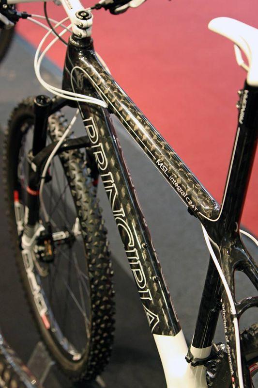 Principia 2010 na Eurobike 2009