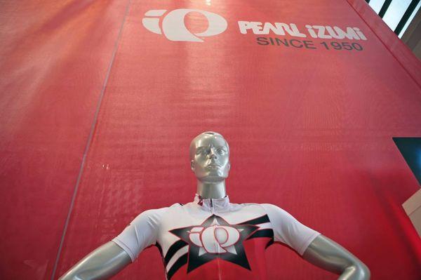 Pearl Izumi 2010 na Eurobike 2009
