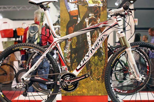 Olympia 2010 na Eurobike 2009
