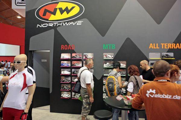 Northwave 2010 na Eurobike 2009