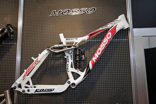 Mosso 2010 na Eurobike 2009