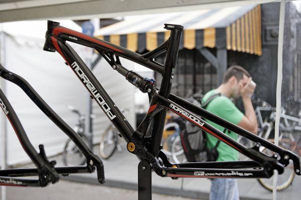 Morewood 2010 na Eurobike 2009