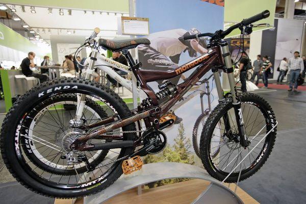 Mongoose 2010 na Eurobike 2009