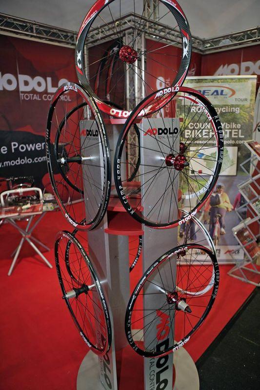 Modolo 2010 na Eurobike 2009