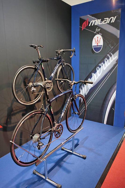 Milani 2010 na Eurobike 2009