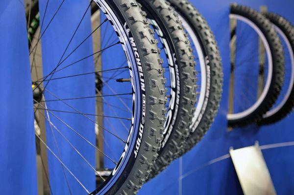 Michelin 2010 na Eurobike 2009