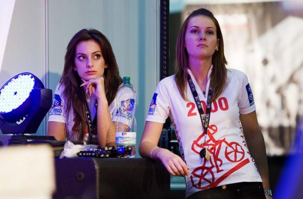 Bike Brno 2009 - Kolo pro život girls
