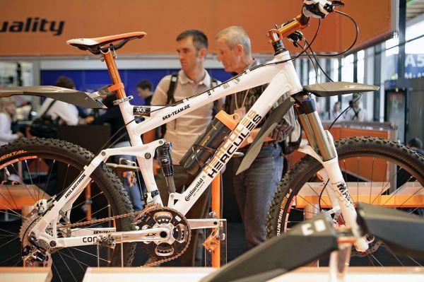 SKS 2010 na Eurobike 2009