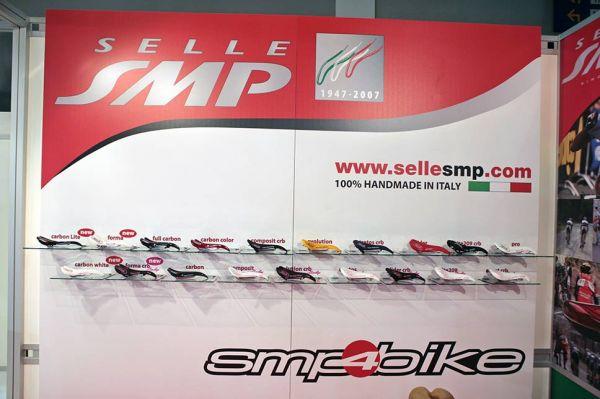 Sele SMP 2010 na Eurobike 2009