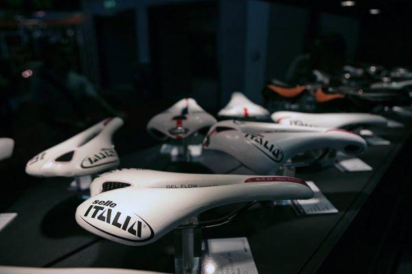 Sele Italia 2010 na Eurobike 2009