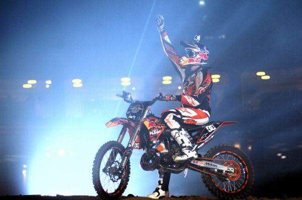 FMX Gladiator Games 2009, Praha: Petr Pilát