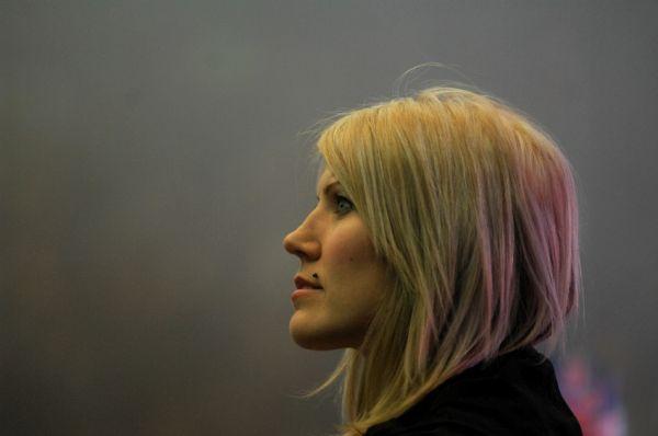 FMX Gladiator Games 2009, Praha: Jolene Van Vugt se nakonec na motorce nepředvedla
