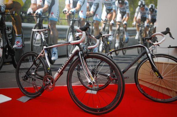 MMotion 2009: Specialized Tarmac SL3 za 178.990 Kč