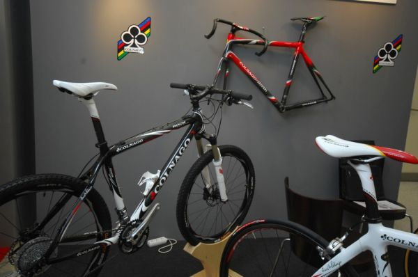 MMotion 2009: Bike Colnago Rock na Shimanu XT za 90 tisíc