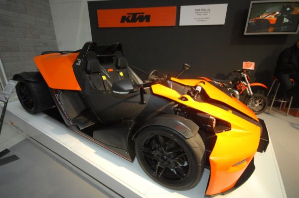 MMotion 2009: KTM X-Bow