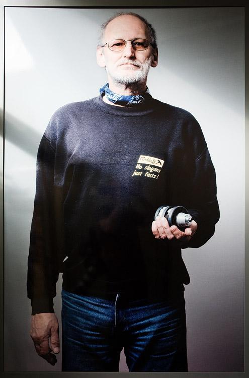 Rohloff 2009 - zakladatel, majitel Bernhard Rohloff