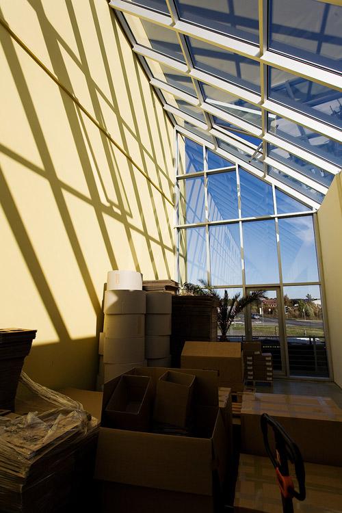 Rohloff 2009 - pod střechou