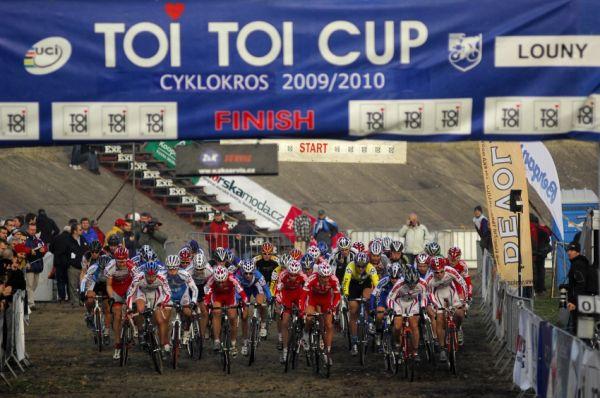 Toi Toi Cup #7, 21.10.2009 Louny: start elity