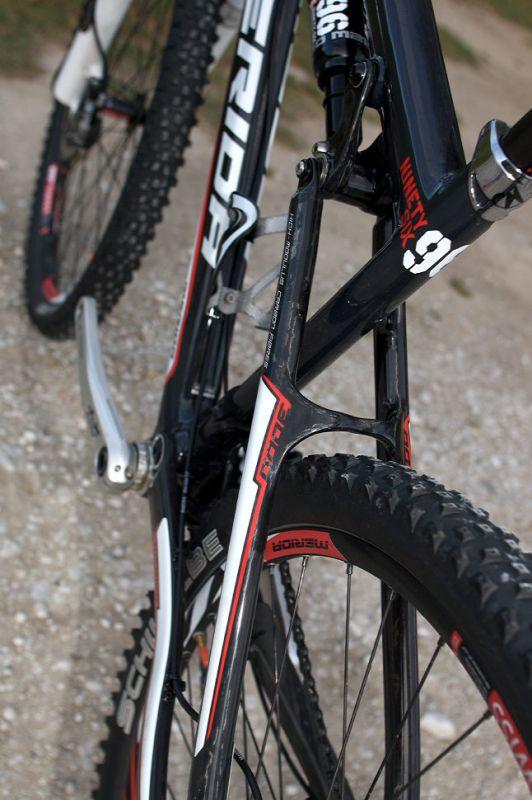 Merida Ninety Six Carbon 3000-D