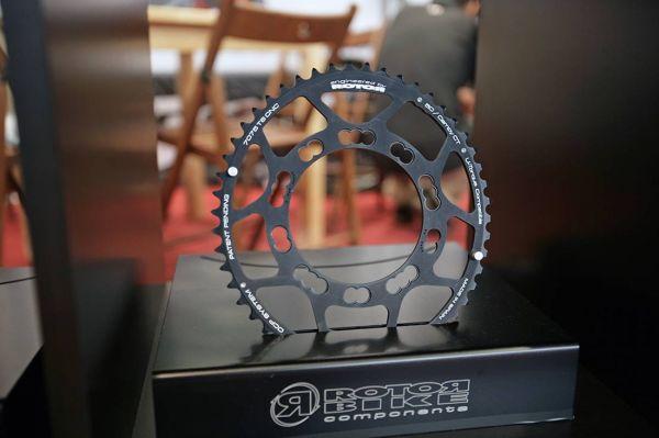 Rotor BIke 2010 na Eurobike 2009