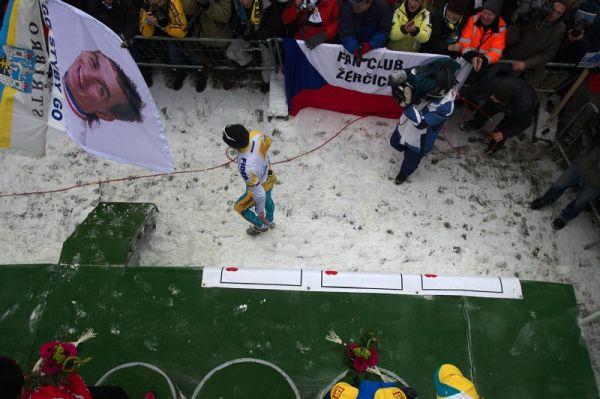 """Mistrovství ČR v cyklokrosu 2010, Tábor: """"Štyby si jde pro titul"""""""