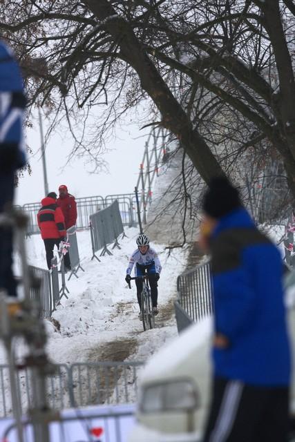 Mistrovství ČR v cyklokrosu 2010, Tábor: Jitka Škarnitzlová