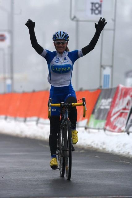 Mistrovství ČR v cyklokrosu 2010, Tábor: Kateřina Nash
