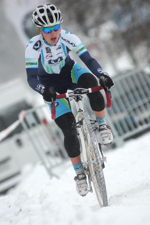 Mistrovství ČR v cyklokrosu 2010, Tábor: Pavla Havlíková