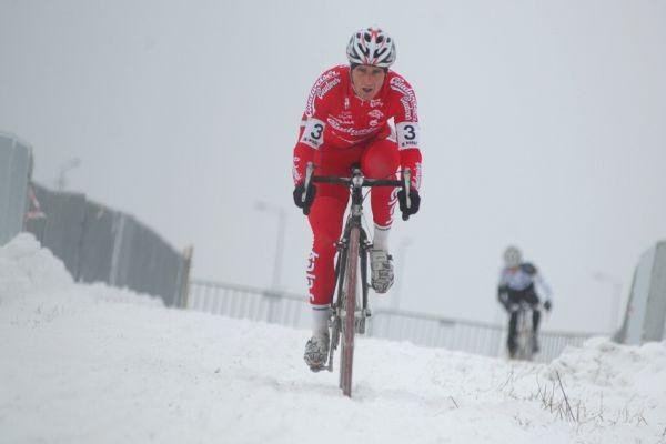 Mistrovství ČR v cyklokrosu 2010, Tábor: Martin Bína