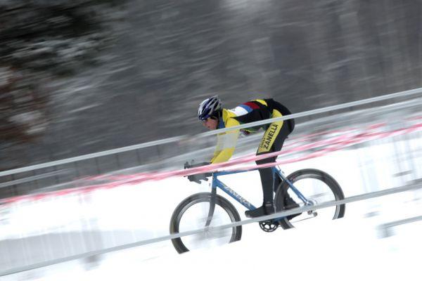 Mistrovství ČR v cyklokrosu 2010, Tábor: