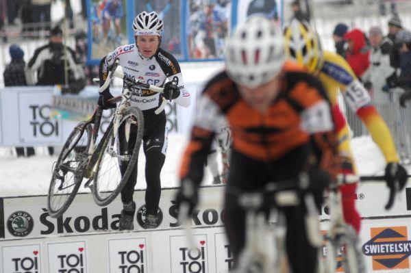 Mistrovství ČR v cyklokrosu 2010, Tábor: Lubomír Petruš
