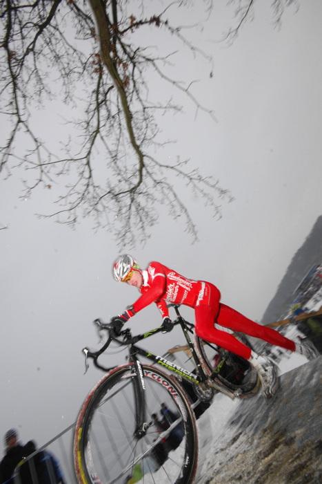 Mistrovství ČR v cyklokrosu 2010, Tábor: Ondřej Bambula