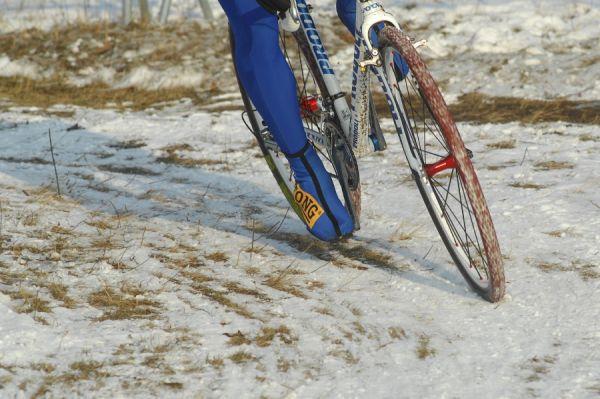 MČR v cyklokrosu 2010 se blíží - trať v Táboře