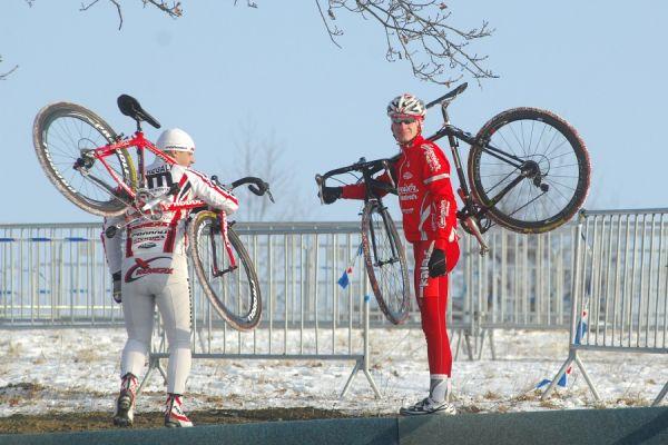MČR v cyklokrosu 2010 se blíží - Ondřej Lukeš a Ondřej Bambula