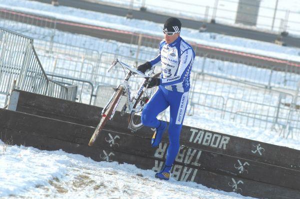 MČR v cyklokrosu 2010 se blíží - Martin Zlámalík