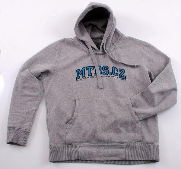 MTBS mikina (potisk na prsou)